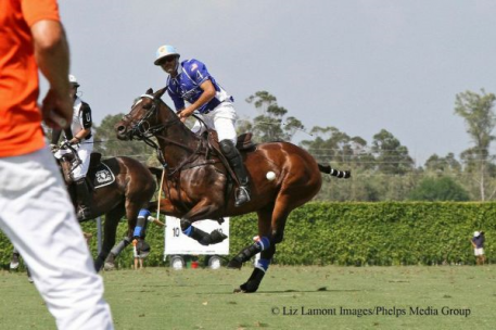 Adolfo Cambiaso. Photo: Liz Lamont Images