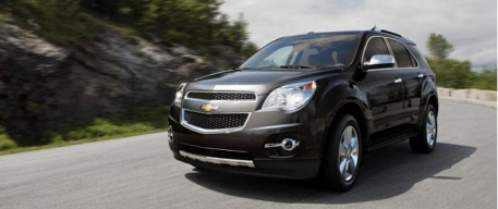 The winner of the Leading Athlete Award will win a 2015 Chevorlet Equinox.