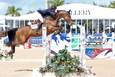 Michael Hughes and Luxina. (Photo: Shannon Bower/PMG)