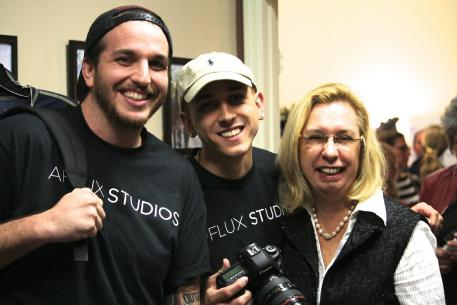 "Joey Ambrose and Mat Marino of Afflux Studios and Michele Hundt of ShowChic make it possible to watch ""The Bills'"" Shop Talk even if you missed the event."