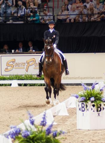 Premier Equestrian Laura Graves and Verdades are ranked tenth in the FEI World Individual Dressage Rankings