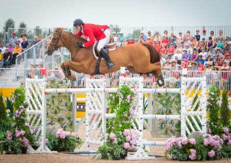 McLain Ward and Rothchild (Photo: StockImageServices.com)