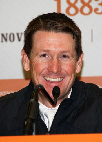 2011 NHS Grand Prix winner, McLain Ward. Photo by Kenneth Kraus