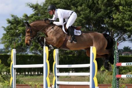 McLain Ward and Best Buy