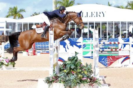Michael Hughes and Luxina. By: Shannon Bower/PMG