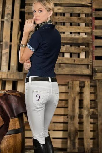 2kGrey riding breeches look great in and out of the saddle