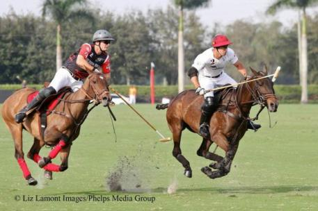Remy Muller and Augustin Obregon. Photo: Liz Lamont Images/Phelps Media Group.