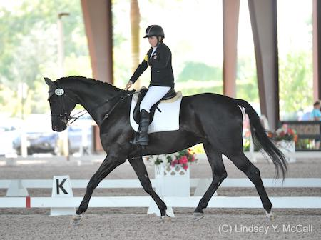 Sydney Collier and NTEC Roulette (Photo: (C) Lindsay Y. McCall)