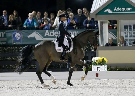 Steffen Peters and Legolas 92 (Photo: SusanJStickle.com)