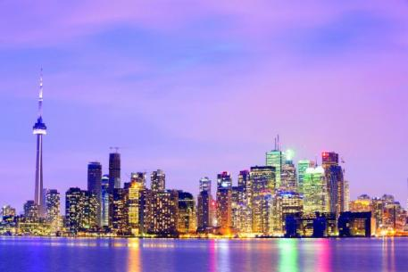 Toronto, host city of the 2015 Pan American Games