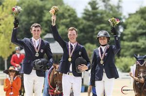 The NAJYRC will host six disciplines for Juniors and Young Riders in 2015 (Photo: Sportfot)