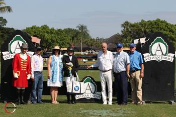 Victoria Colvin was the overall winner of the 2014 Artisan Farms Under 25 Grand Prix Series, presented by The Dutta Corp. in association with Guido Klatte. Photo by Sportfot