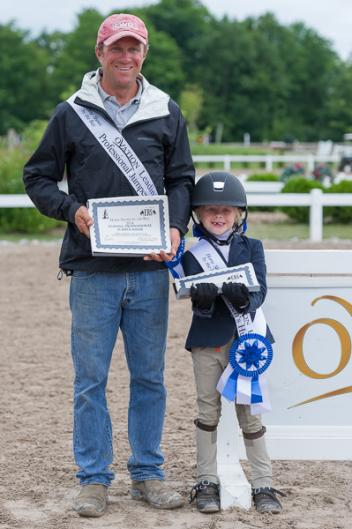 Ovation Leading Riders David and Izzy Beisel