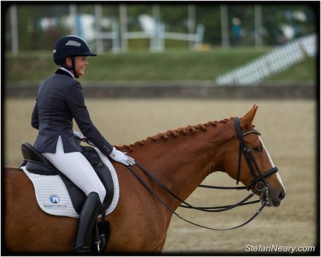 Meagan Davis and Royale. Photo by Stefan Neary