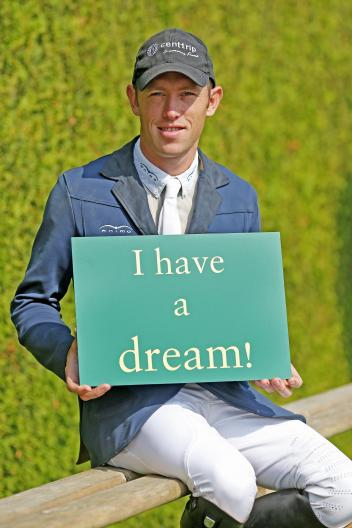 Scott Brash, winner of the Majors Geneva 2014 and Aachen 2015. (Photo: Rolex Grand Slam of Show Jumping/Andreas Steindl)