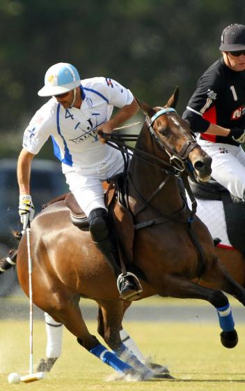 Adolfo Cambiaso Photo: David Lominska/Polographics.com