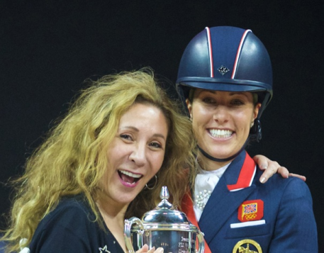 Reem Acra, Charlotte Duardin, Great Britain, Valegro, FEI World Cup Dressage Final, Las Vegas, Arnd Bronkhorst
