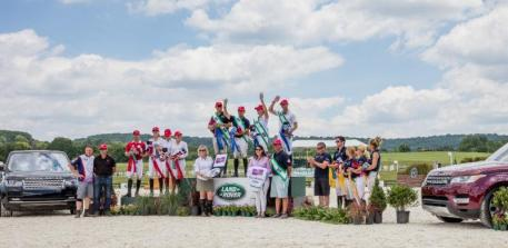 The Land Rover Great Meadow International, Presented by Adequan Awards Ceremony