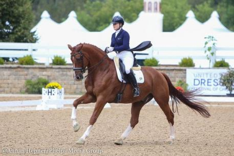 Bebe Davis, Feivel Mousekewitz, Young Rider Championship, Markel/USEF Young and Developing Horse National Championships