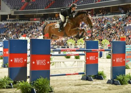 Top international show jumper Beezie Madden will be competing this year at Washington.