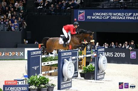 Beezie Madden and Breitling LS - © PSV for GL events