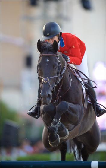 Beezie Madden and Cortes C