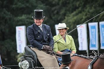 Boyd Exell, FEI World Driving Championship for Four-in-HandFEI World Driving Championship for Four-in-Hand, Driving, The Netherlands