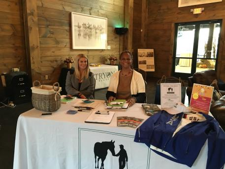 The Equestrian Aid Foundation, Oktoberfest, Tryon International Equestrian Center