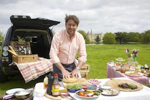 James Martin and the Burghley Bloomer