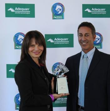 Carol Cohen, Roert Dover, Florida, Global Dressage Visionary Award