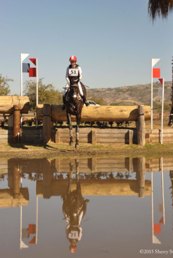 Chatwin and Tamra Smith maintain lead in CCI2*.