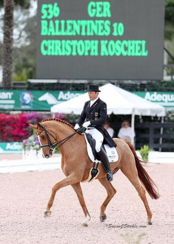 Christoph Koschel and Ballentines 10