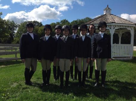 Cliffwood's IEA Team.