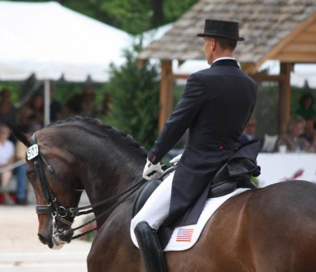 Custom Saddlery, the Official Saddle of the U.S. Dressage Team, will award Custom saddles to the winners of the U.S. Dressage Festival of Champions presented by the Dutta Corp., and will cheer on Custom Saddlery MVRs like Steffen Peters