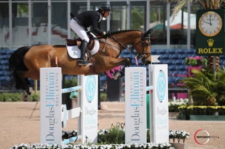 Eric Lamaze and Rosana du Park
