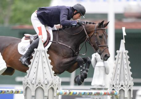 Jack Hardin Towell Jr. and Lucifer V won the RBC Capital Markets Cup.