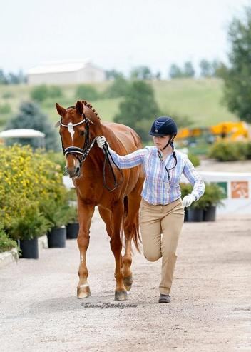 The Adequan®/FEI North American Junior & Young Rider Championships presented by Gotham North will be hosted at The Colorado Horse Park from July 27-31.  ©SusanJStickle