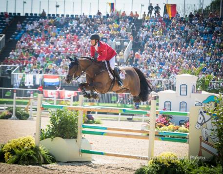 Kent Farrington and Voyeur, rio olympics, 2016