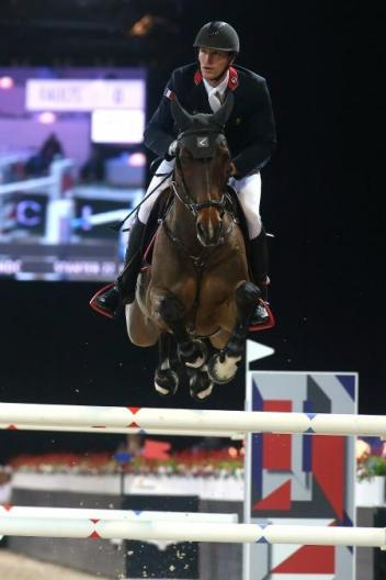 Kevin Staut, winner of the 5* class