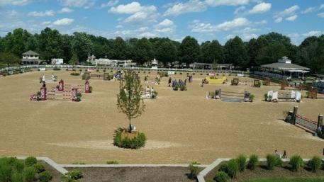 Lamplight Equestrian Center (Photo: Andrew Ryback)