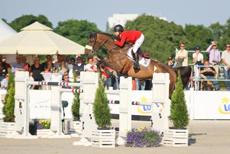 Laura Kraut and Deauville S produced the only double-clear round of the competition and the quickest time in the jump-off to clinch victory for Team USA at the FEI Nations Cup™ Jumping 2017 Europe Division 2 leg in Sopot, Poland.