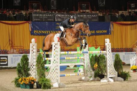 Leslie Howard and Gentille Van Spieveld Won the 2015 Grand Prix De Penn National
