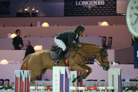 Luis Miguel Martinez Seijas, winner of the Invitational trophy class - ©Sportfot)