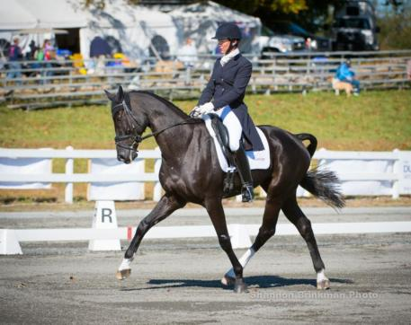 Mai Baum and Tamra Smith on top in the Dutta Corp. Fair Hill International CCI***