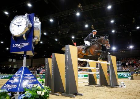 Marco Kutscher, Van Gogh, USA, Longines Masters, Los Angeles 2015, Master Series Trophy