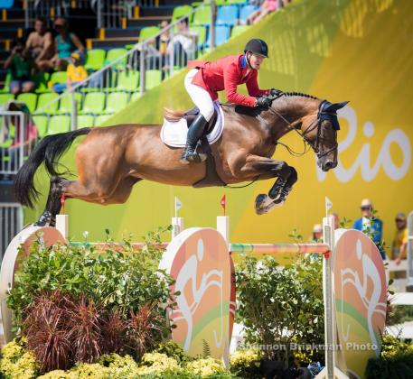 McLain Ward and Azur, rio olympics, 2016