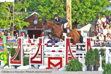 McLain Ward and Tina La Boheme Win $50,000 Devon Welcome Stake