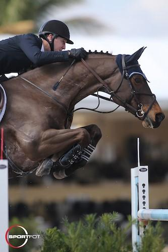McLain Ward and HH Carlos Z