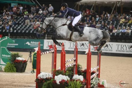 Nicola Philippaerts and H&M Harley VD Bisschop