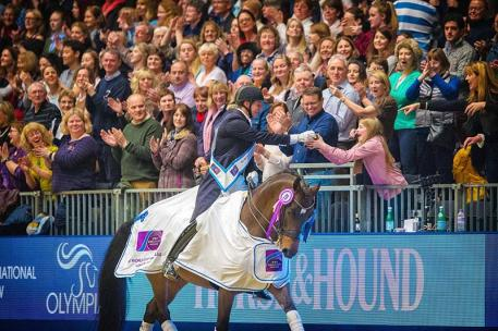 Sweden, Patrik Kittel, 2018 Western European League at Olympia, London (GBR)
